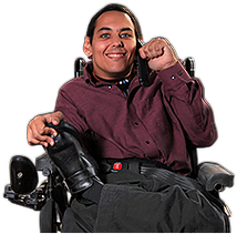 Easy-to-use speech to speech service for person with speech disability.